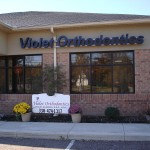 Dr. Violet's office in Twinsburg, OH.